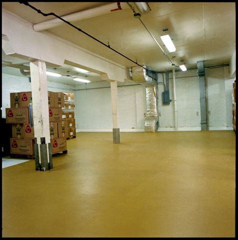 MMA floor coating