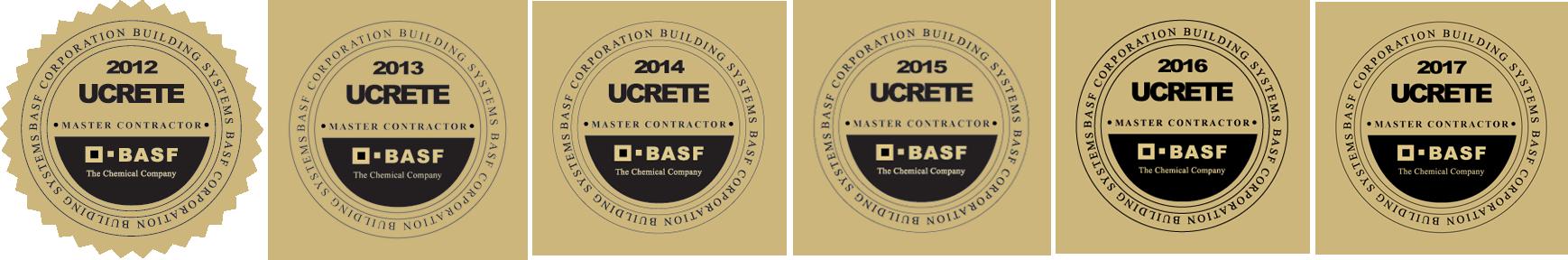 Affiliations Certifcations Basf Ucrete Tennant Ucrete Pip