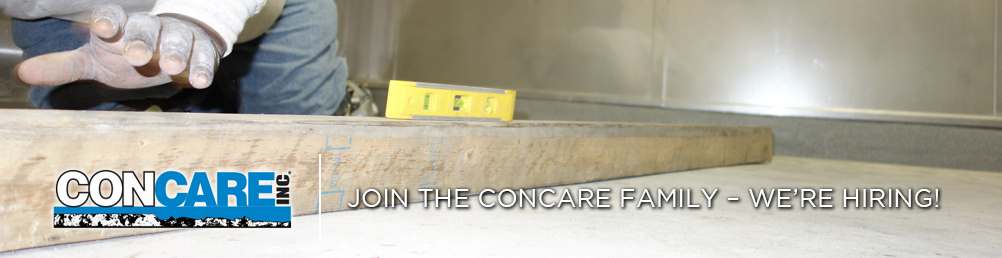 Industrial Epoxy Concrete Floor Coating By Concare In