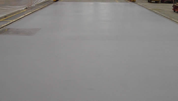 abrasion resistant floor coating after