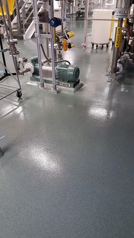 fit and finish floor solution