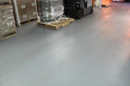 urethane floor coating