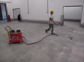 floor preparation and installation
